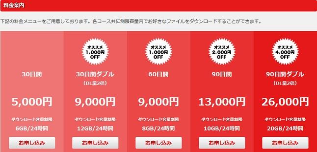 東京熱(TOKYO-HOT)新システム