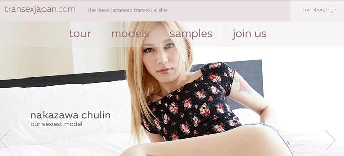 TranSexJapan.comTOPイメージ